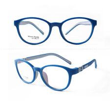 Child's Children Girl Boy Myopia Eyeglasses Frames Silicone Flexible Glasses RX
