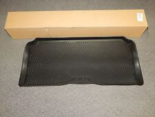 New OEM 2002-2009 Isuzu Ascender Rear Cargo Tray Floor Mat Black Chevy GMC 3 Row