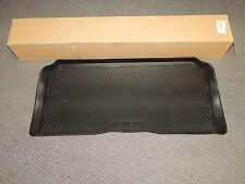 New OEM 2002-2009 Isuzu Ascender Rear Cargo Tray Floor Mat Black Chevy GMC 3 Row