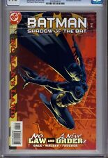 CGC 9.8-BATMAN: SHADOW OF THE BAT #83(3/99)1:HUNTRESS AS BATGIRL(LOW PRINT)RARE!