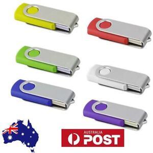 AUS wholesale/lot/bulk 5/10/20/100 pack usb flash drive memory stick thumb pen