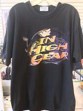 WWF In High Gear XL Shirt 1990s Tour