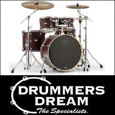 Brand NEW MAPEX Mars Series 5Piece Drum Kit Set BLOODWOOD Fast W/CHROME Hardware