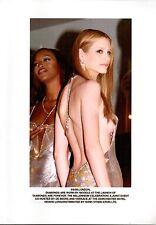 E Photo Diamond are forever-Millenium celebr. Dorchester Hotel Models Versace