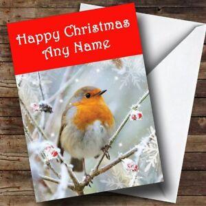 Personalised Christmas Card Stepdad Stepmum Nanny Gran Friend Teacher Neighbour