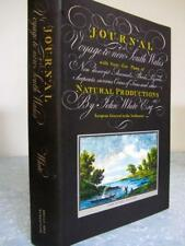 Journal of a Voyage to New South Wales with sixty-five Plates of Non descript...