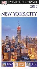 DK Eyewitness Travel Guide: New York City  (ExLib)