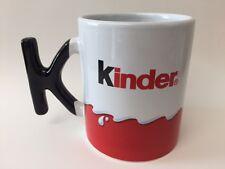 "KINDER Surprise ""K 'iconica Tazza Caffè/Tè Coppa Ltd Edition MALESIA 2017 RARA"