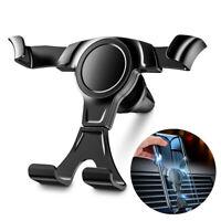 Gravity Car Bracket Phone Holder Air Vent Navi Mount for Smart Phones Universal
