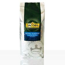 Jacobs Professional Caffe Crema Royal Elegant - 1kg Kaffee ganze Arabica Bohne