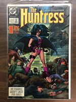 THE HUNTRESS #1 1989 DC COMICS 1ST APP HELEN BERTINELLI BIRDS OF PREY MOVIE