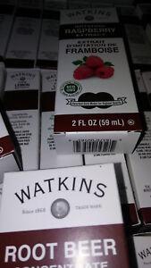JR Watkins Gourmet Extracts & Flavorings 2 oz