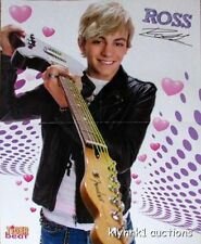 Ross Lynch 4 POSTERS Centerfold Lot 3162A One Direction Niall Horan on the back