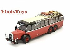 Hachette Buses of the World 1/43 Mercedes-Benz O 10000 Germany 1939 HB04  USA