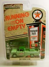 1967 '67 D-100 PICKUP TRUCK TEXACO OIL GAS RUNNING ON EMPTY GREENLIGHT 2017