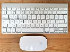 Apple Genuine Keyboard A1314 & Magic Mouse A1296 excellent condition