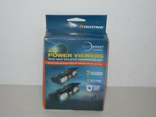 Eclipsmart Celestron Iso Certified Sunt Eclipse Observing Kit 2X Power