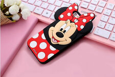 Disney 3D Minnie Mouse iPhone & Samsung Silicone Phone Case - Fast & Free Post