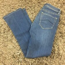 Armani Exchange J 25 Skinny Boot size 27R Dark Wash Denim Jeans Pants