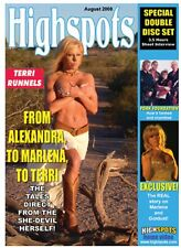 Terri Runnels Shoot Interview DVD WWE WCW WWF Marlena Diva Rhodes Wrestling