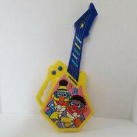 Vintage Ernie Bert Toy Guitar Jim Henson Productions SLM Inc.1992 Sesame Street
