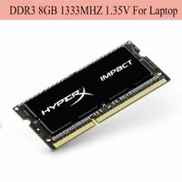 Para Kingston HyperX Impact 8GB 16GB 32G 1333MHz DDR3L PC3L-10600S Laptop RAM ES