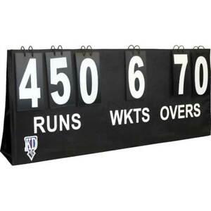 Cricket Scoreboard - Portable