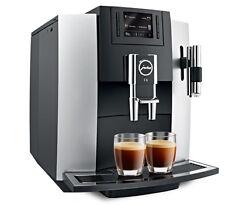 Kaffeevollautomat JURA E8 Platin TFT 15084