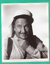 GEORGE TOBIAS Actor Promo 1951 Photo COLUMBIA PICTURES 8x10