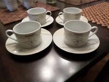 4 RAGALTA Expresso cups and saucers Great condition*