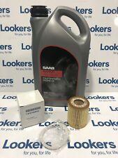 Genuine SAAB 93 9-3 9440 05-10MY 1.9TID Diesel, Oil & Filter Premium DX2