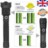 Rechargeable 120000 lumens xhp70.2 most powerful LED Flashlight USB Zoom torch @