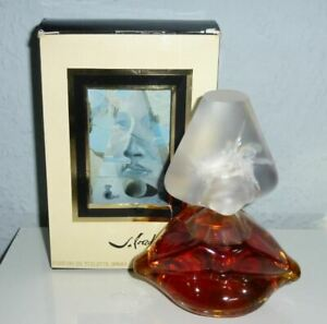 *** VINTAGE *** Salvador Dali Classic Woman - Eau de Toilette Splash 100 ml