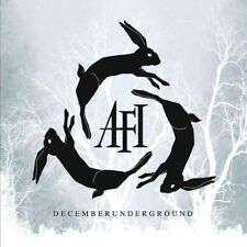 AFI 'DECEMBERUNDERGROUND' CD NEW!