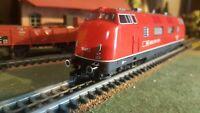 ROCO échelle ho Motrice diesel Suisse  réf : 43580