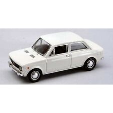 RIO 1:43 MADE IN ITALY AUTO DIE CAST FIAT 128 1969 DUE PORTE BIANCA  ART. 4205
