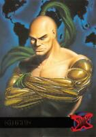 GIDEON / X-Men Fleer Ultra 1995 BASE Trading Card #21