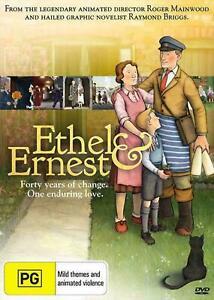 Ethel & Ernest - Jim Broadbent New and Sealed DVD
