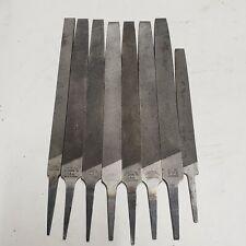 8 Bastard Files-6 Nicholson Mill File Square-Rectangle