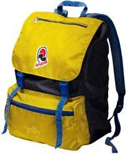 Zaino tempo libero e scuola INVICTA  - JOLLY III VINTAGE - giallo blue original