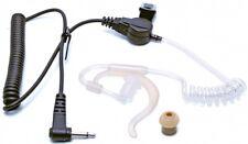 KEP-500-S Ohrhörer mit Schallschlauch und 3.5mm Stecker - Alinco, Uniden, Alan..