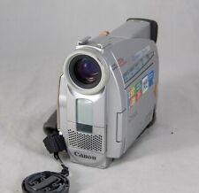 *Broken* Canon ZR10 NTSC MiniDV Digital Video Handheld Camcorder
