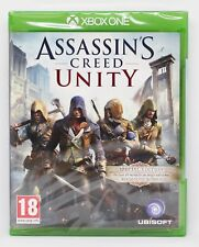 ASSASSIN'S CREED UNITY SPECIAL EDITION - XBOX ONE - PAL ESPAÑA - NUEVO ASSASSINS