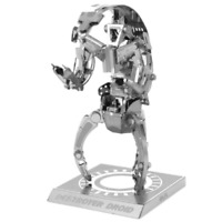 "Fascinations 3D Metal Earth Model Kits "" Star Wars Destroyer Droid "" Model Kit"
