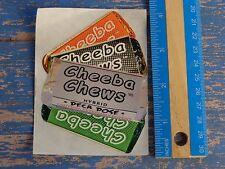 Cannabis Ganja STICKER ~ CHEEBA CHEWS Deca Dose Marijuana Edibles ~ Denver, COLO