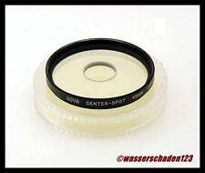 Hoya efecto filtro Center spot dolo lente 49mm m49 49 mm (o916