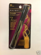 Maybelline Pulse Perfection Mascara # 841 VERY BLACK NEW.