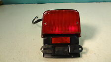 1993 Kawasaki Vulcan EN 400 K318-1. tail brake light and bracket