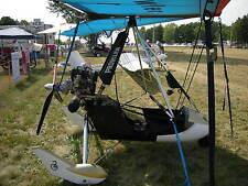 2-Trike Ultralight Aircraft High Fin Wheel pants Fairing Rotax-Sabre- Worldwide