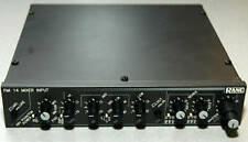 Rane Program mixer FPM44 excellent with original  power supply & mounting bracke